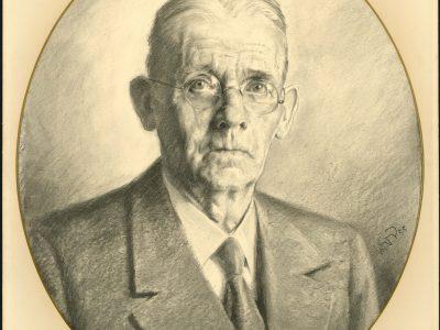 Zum 50. Todestag von Hermann Haack – Neuerwerb eines bisher unbekannten Porträts von Hermann Haack durch die Forschungsbibliothek Gotha