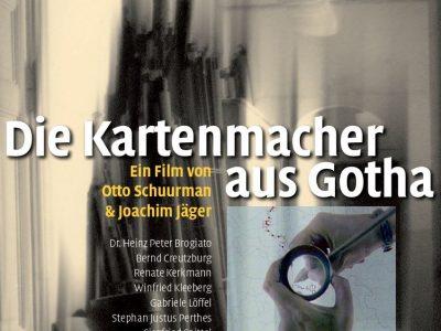 """""""Die Kartenmacher aus Gotha"""": Filmvorführung und Gespräch"""