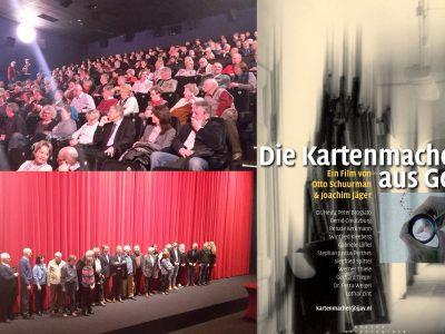 """Hintergründe zum Dokumentarfilm """"Die Kartenmacher aus Gotha"""""""