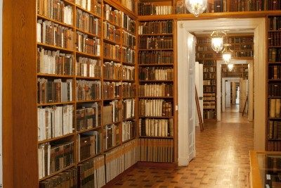 Mein Freiwilliges Kulturelles Jahr in der Forschungsbibliothek Gotha