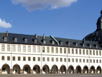 Forschungsbibliothek Gotha bei Terra X