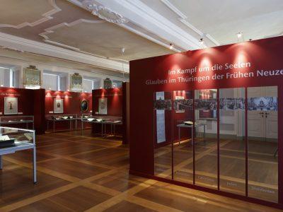 """Positive Bilanz: Fast 6.000 Gäste bei der Ausstellung """"Im Kampf um die Seelen"""""""