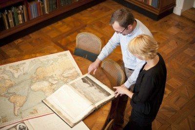 BMBF fördert neues Forschungsprojekt über Seekarten