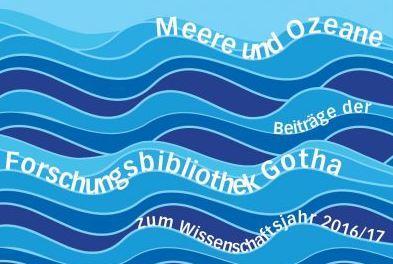 """Ausstellung """"Meere und Ozeane"""" auf dem Campus"""
