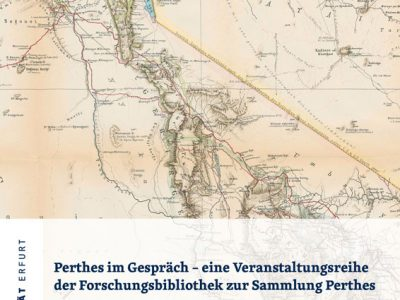 Perthes im Gespräch: Der Bleistift des Entdeckers. Oscar Baumann – Afrikaforscher aus Wien