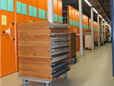Forschungsbibliothek Gotha beteiligt sich am ENOB-Bundesprogramm