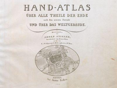 """Forschungsbibliothek Gotha lädt zu weiterem Vortrag in der Reihe """"Perthes im Gespräch"""" ein"""