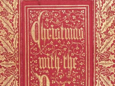 Weihnachtsgrüße der Forschungsbibliothek Gotha