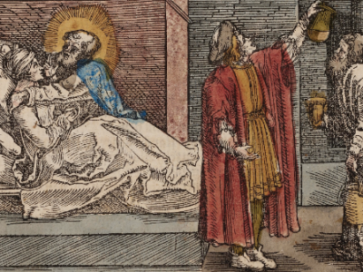 """Frühjahrsausstellung """"Eine göttliche Kunst. Medizin und Krankheit in der Frühen Neuzeit"""""""
