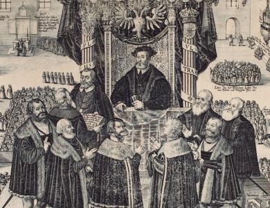 """Neue Publikation: """"Bekennen und Bekenntnis im Kontext der Wittenberger Reformation"""""""