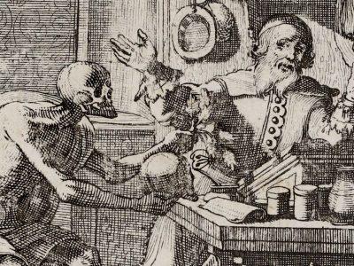Totentanzbücher in der Forschungsbibliothek Gotha