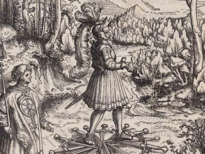 Gothas reiche Sammlung an Theuerdank-Drucken