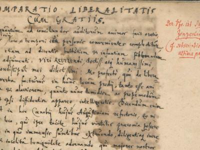Schulabgangsreden aus dem 17. Jahrhundert – eine seltene Überlieferung in der Forschungsbibliothek Gotha