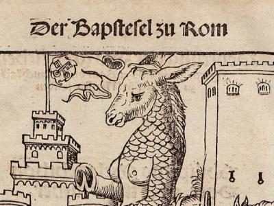 Sonderführung am Reformationstag in der Forschungsbibliothek Gotha