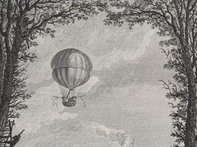 Immer gleich in die Luft gehen? Der Traum vom Fliegen am Gothaer Hof am Ende des 18. Jahrhunderts. Zum 275. Geburtstag Ernst II., Herzog von Sachsen-Gotha-Altenburg