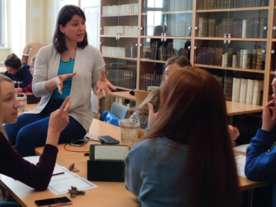 Lernangebote für weiterführende Schulen in der Forschungsbibliothek Gotha