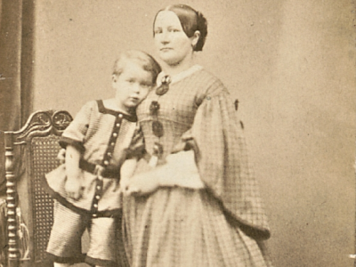 Von Mutter und Sohn – der Briefwechsel zwischen Minna und Bernhard II. Wilhelm Justus Perthes in der Sammlung Perthes Gotha