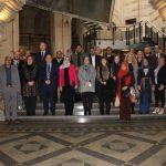 Teilnehmerinnen und Teilnehmer des Workshops in Kairo