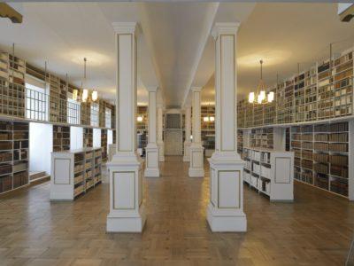 Internationales Bibliotheksstipendium für literarische Recherche an der Forschungsbibliothek Gotha erstmals ausgeschrieben