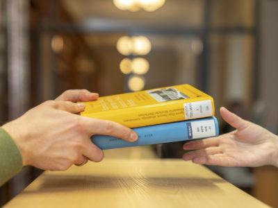 Ab 24. August 2020 öffnet die Forschungsbibliothek Gotha wieder für mehr Besucherinnen und Besucher