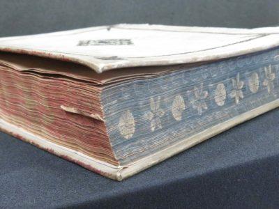 Wichtiges Rechtsbuch aus der Bibliotheca Gerhardina erworben