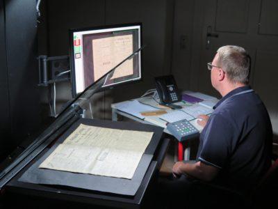 """Projekt zur Digitalisierung und Online-Präsentation der """"Gothaischen Zeitung"""" an der FB Gotha begonnen"""