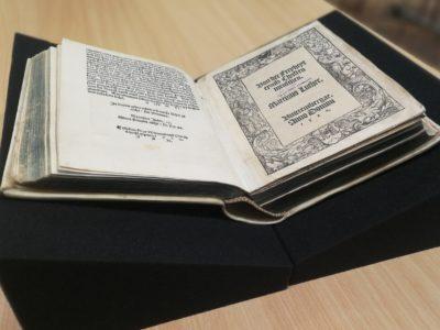 """Luthers """"Freiheitsschrift"""" von 1520"""