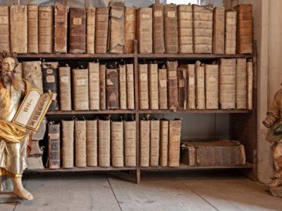 Call for Papers: Evangelische Kirchenbibliotheken. Desiderate und Perspektiven ihrer Erforschung