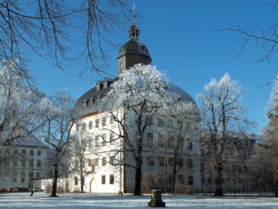 Die Forschungsbibliothek bleibt bis auf Weiteres für den Benutzungsverkehr geschlossen