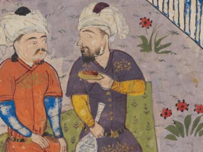 Online-Vortrag zur arabischen Buchkultur im 9. Jahrhundert