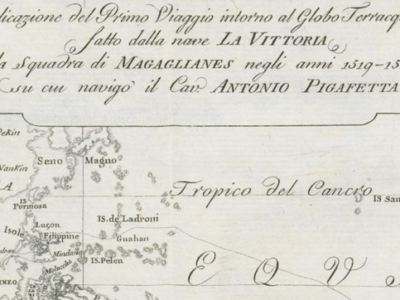 1521–2021. Vor 500 Jahren umsegelte Ferdinand Magellan die Erde