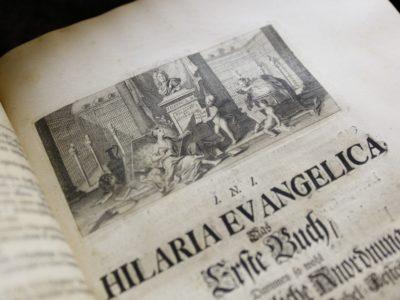 Präsentation der digitalen Ausstellung zum Reformationsjubiläum von 1717 in Europa