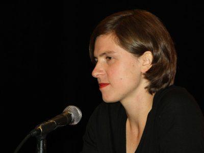 Judith Schalansky im Gespräch mit Andreas Platthaus