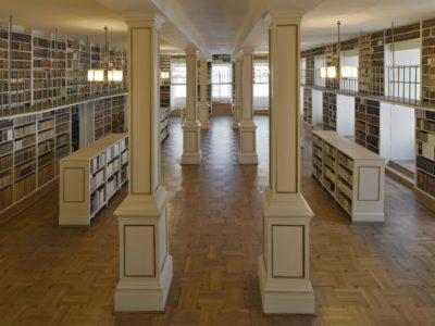 Forschungsbibliothek Gotha bietet Führungen zur Museumsnacht an